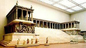 Satan S Throne In Revelation 2 13 Is The Altar Of Zeus In Pergamum Griekenland
