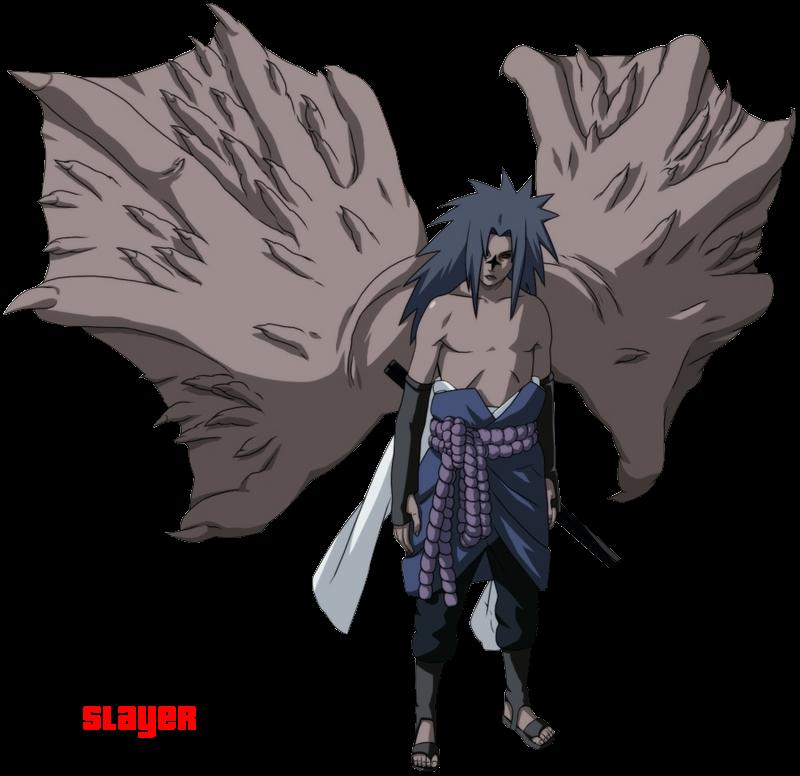 uchiha sasuke cursed seal