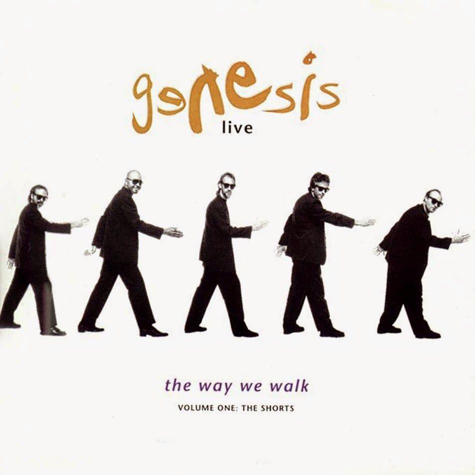 Genesis- The Way We Walk (live)