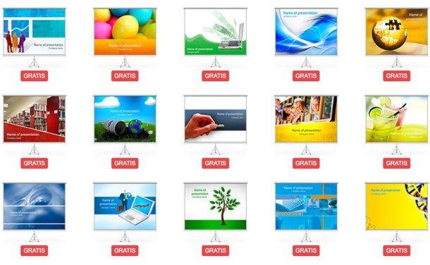 Sitios Donde Descargar Gratis Plantillas Para Powerpoint Con