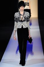 Giorgio Armani Fall 2013 Ready-to-Wear Collection on Style.com: Complete Collection