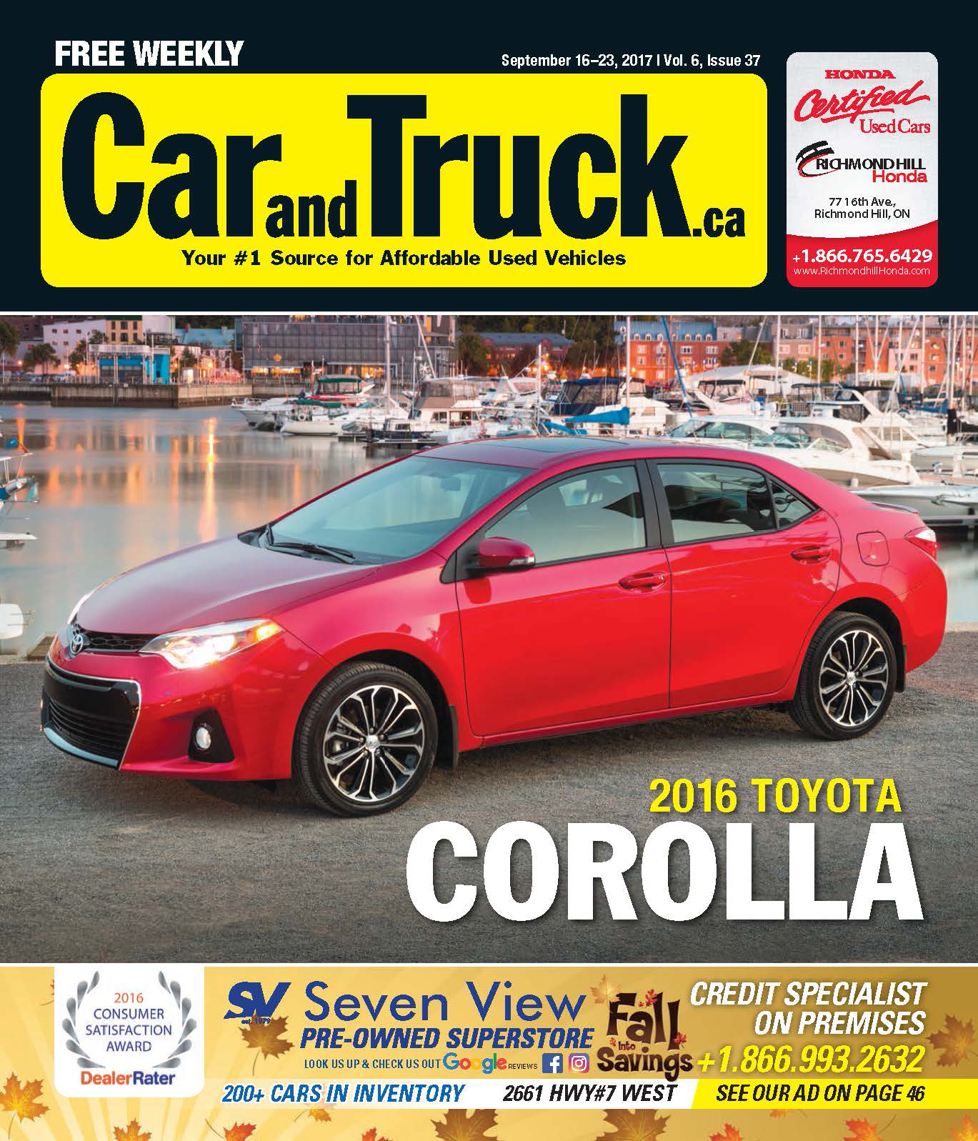 Check out the #wheels and #deals in this weeks #free issue of ...