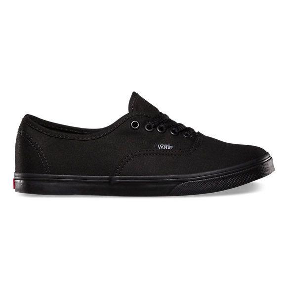 Authentic Lo Pro | Zapatos mujer, Furgonetas negras y Zapatillas