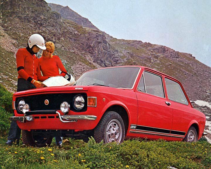 Fiat 128 Rally - 1971