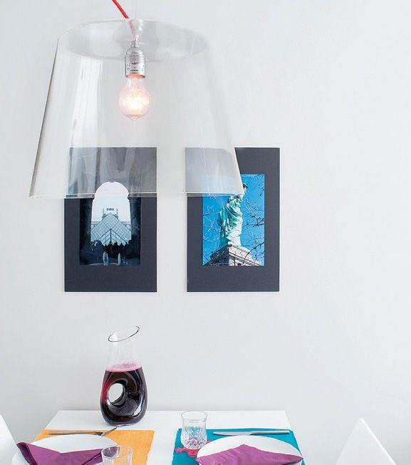 Apartamento pequeno alugado com boas ideias de decoração - Casa
