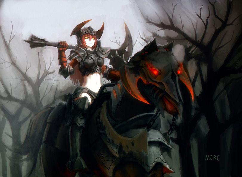 Chaos Knight Dota 2 Wallpaper
