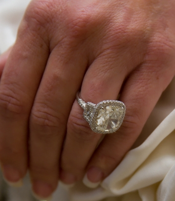 Exceptional Kim Zolciak Engagement Ring (The Real Housewives Of Atlanta) Love Herr