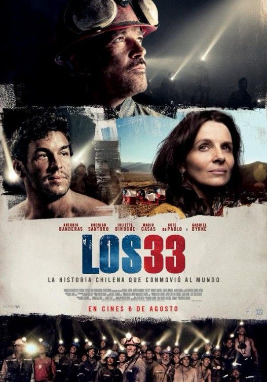 The 33 Trailer And Posters Movie Posters Film Movie New Movie Posters