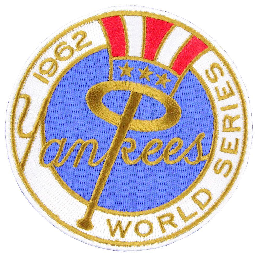1962 new york yankees world series championship jersey sleeve 1962 new york yankees world series championship jersey sleeve patch mlb logo biocorpaavc