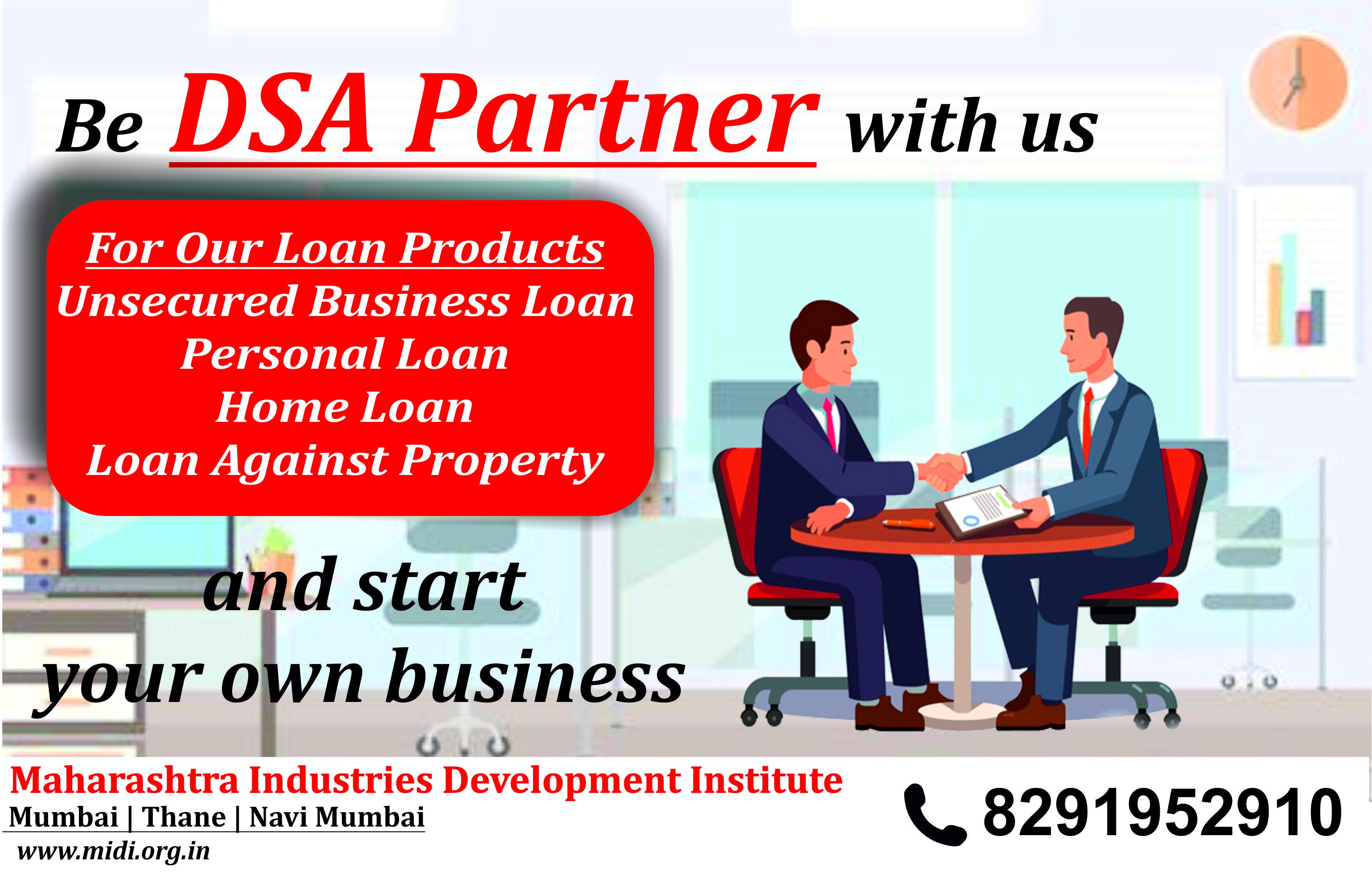Dsa Partner Start Online Business Starting Your Own Business Personal Loans