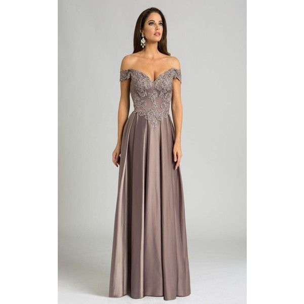 Feriani 18585 Special Occasions Long V-Neck Sleeveless ($658 ...
