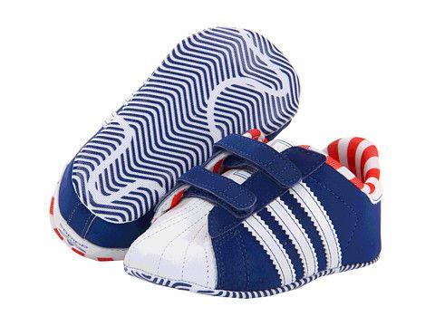 Adidas Culla Originali Bambini Superstar 2 Culla Adidas Stagionale (Bambino) Orgoglio Inchiostro b22525