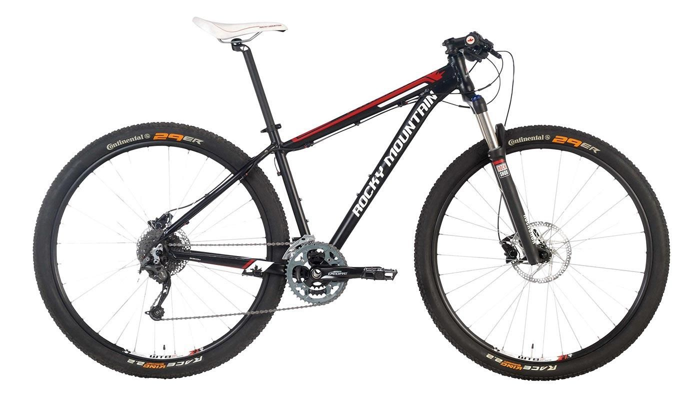 Trailhead 29 Rocky Mountain Bicycles Archive 2013 Hardtails