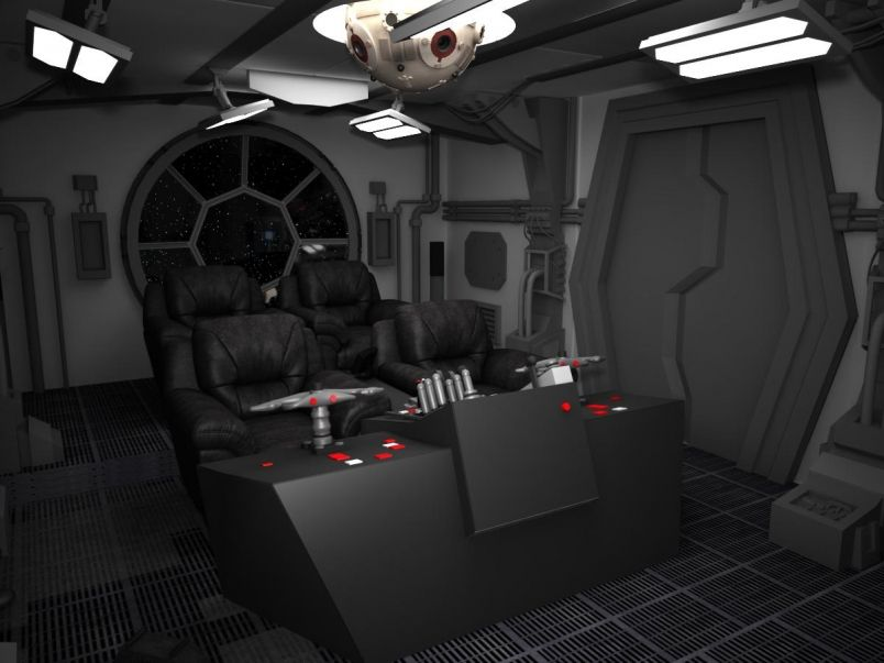 Star Wars Theme Home Theater Star Wars Room Star Wars Theme Room Home Cinemas