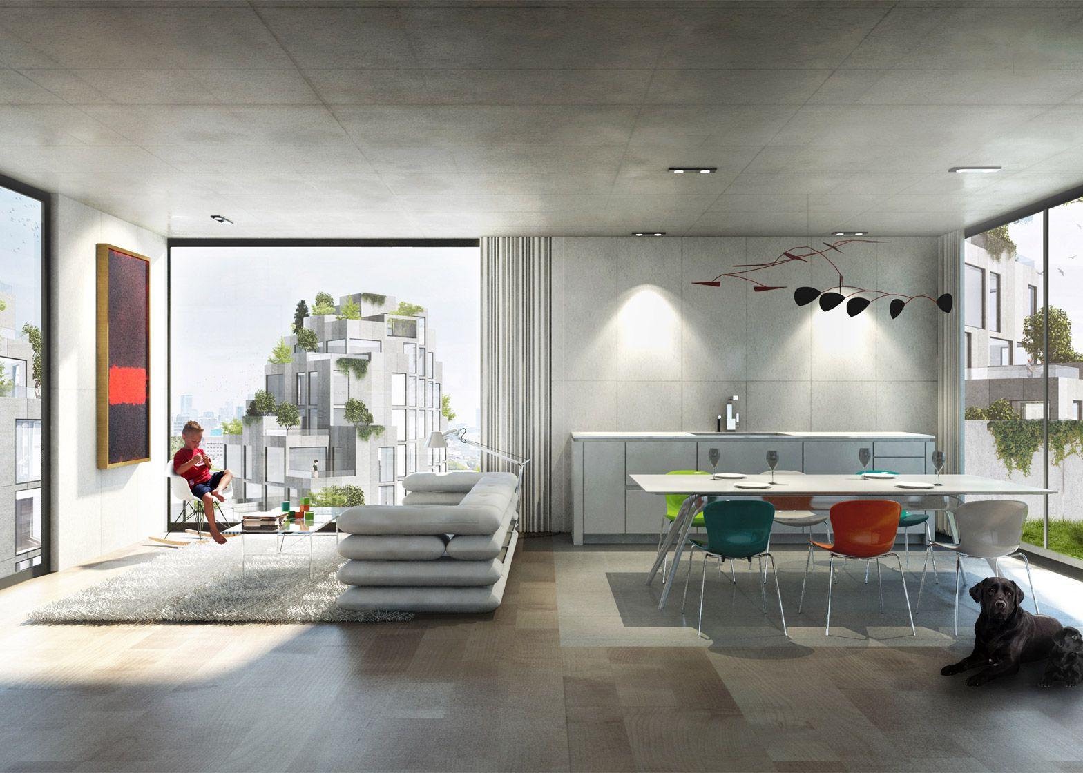 Habitat 2.0 BIG unveils new condo complex for Toronto