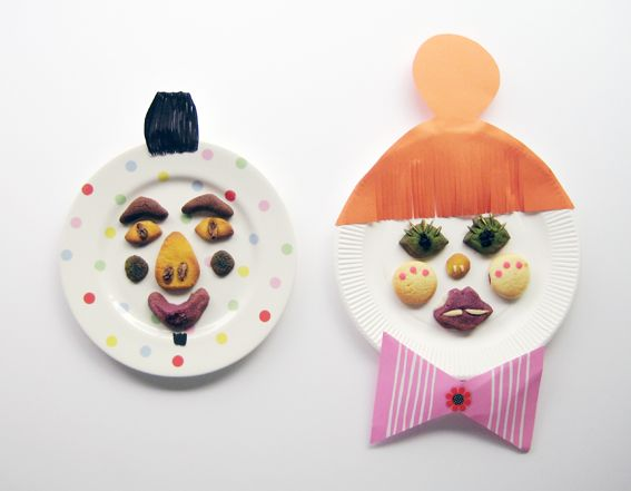 Tupera Tupera cookie faces from Japan! | Things that are ...
