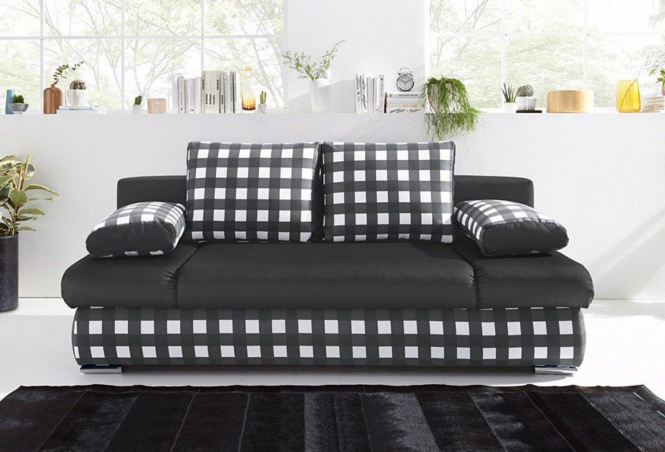 Collection Ab Schlafsofa, wahlweise mit Federkern Jetzt bestellen - wohnzimmer sofa braun