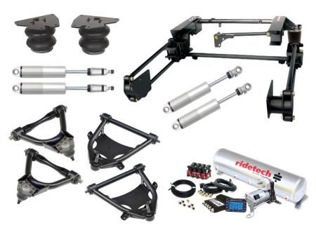 Chevrolet C10 RideTech Level 2 Air Suspension System