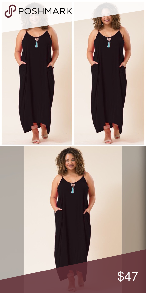 Plus Size Maxi Dresses Boutique | My Posh Picks | Pinterest ...
