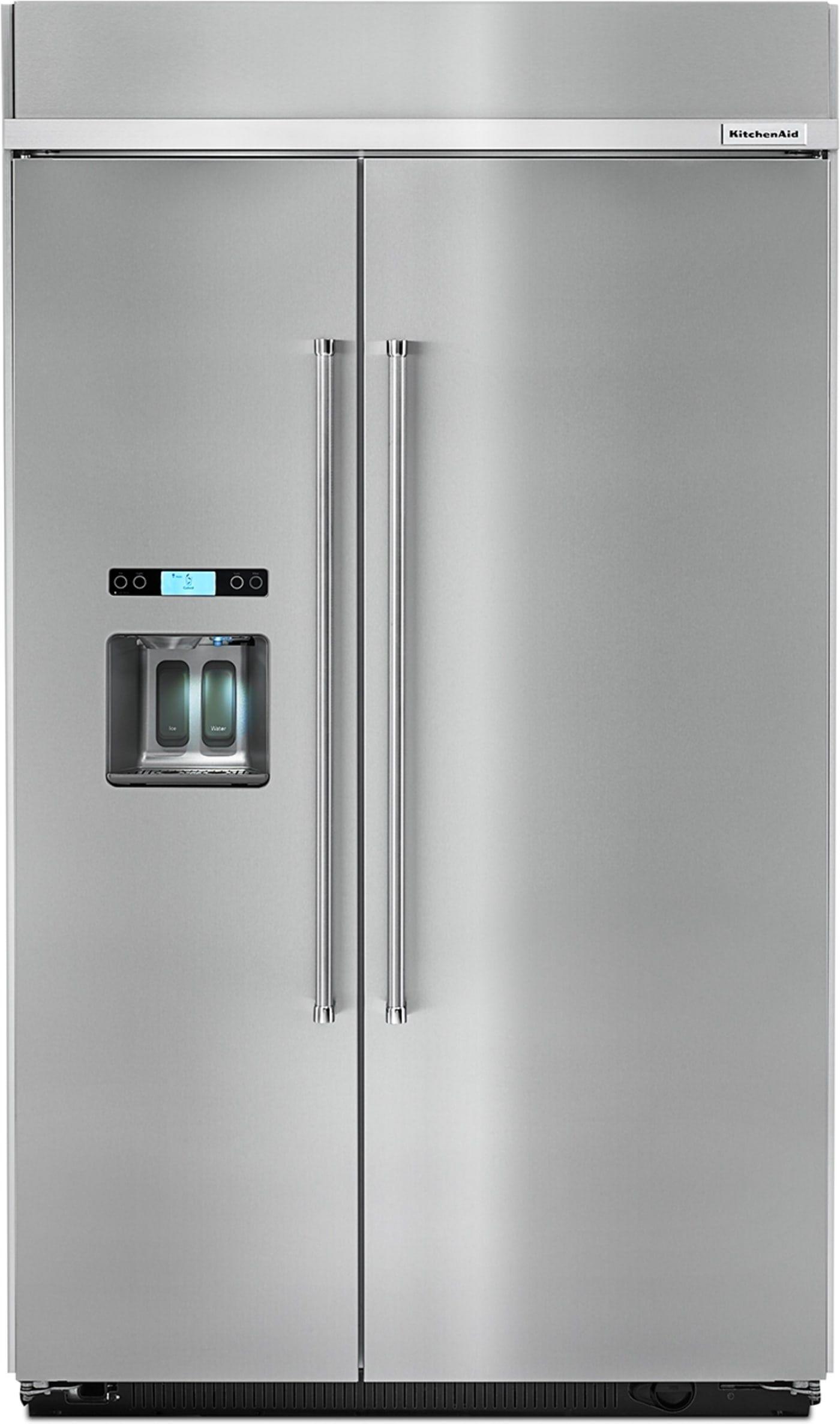 KBSD608ESS by KitchenAid - Side-By-Side Refrigerators ...