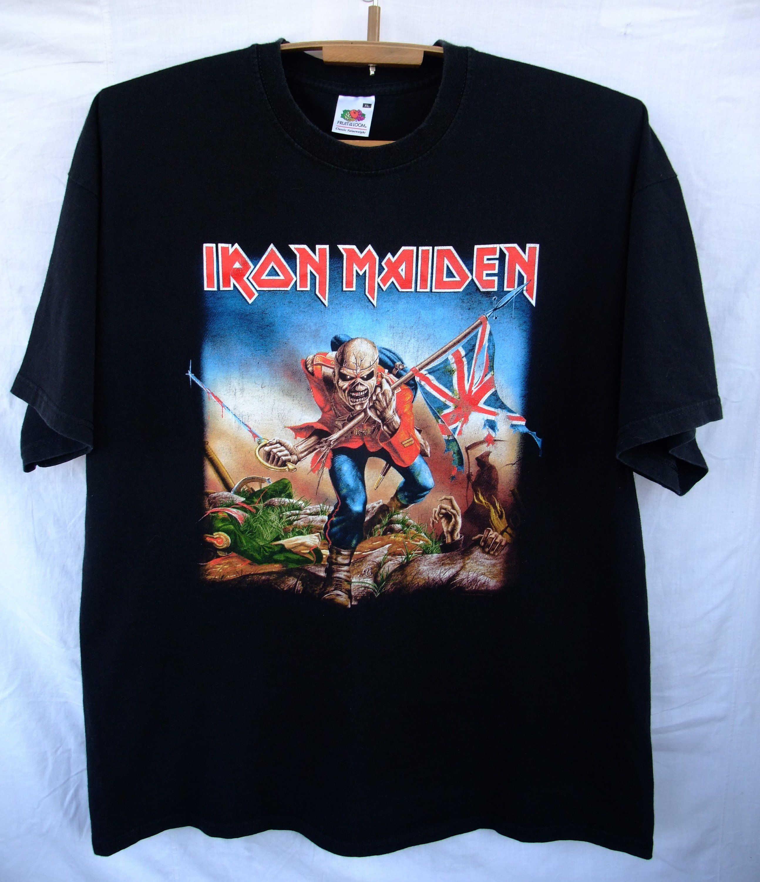 IRON MAIDEN Fear Of The Dark Mens T Shirt Unisex Tee Official Licensed Merch