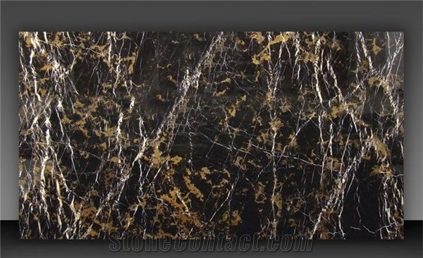 Image Result For Black Slab Stone With White Veins