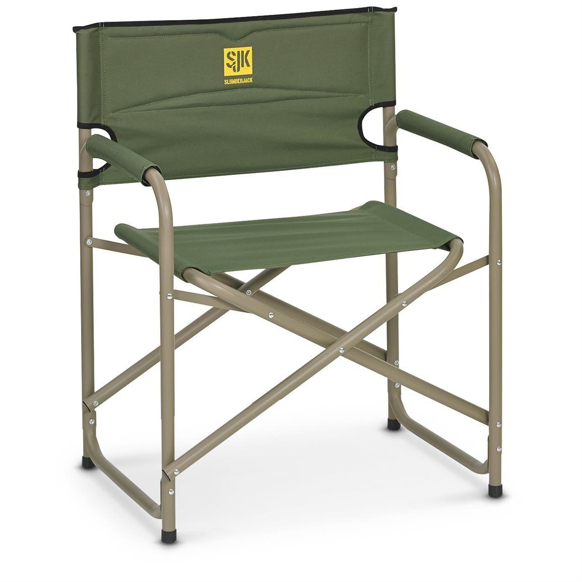Slumberjack big steel chair lb capacity camping pinterest