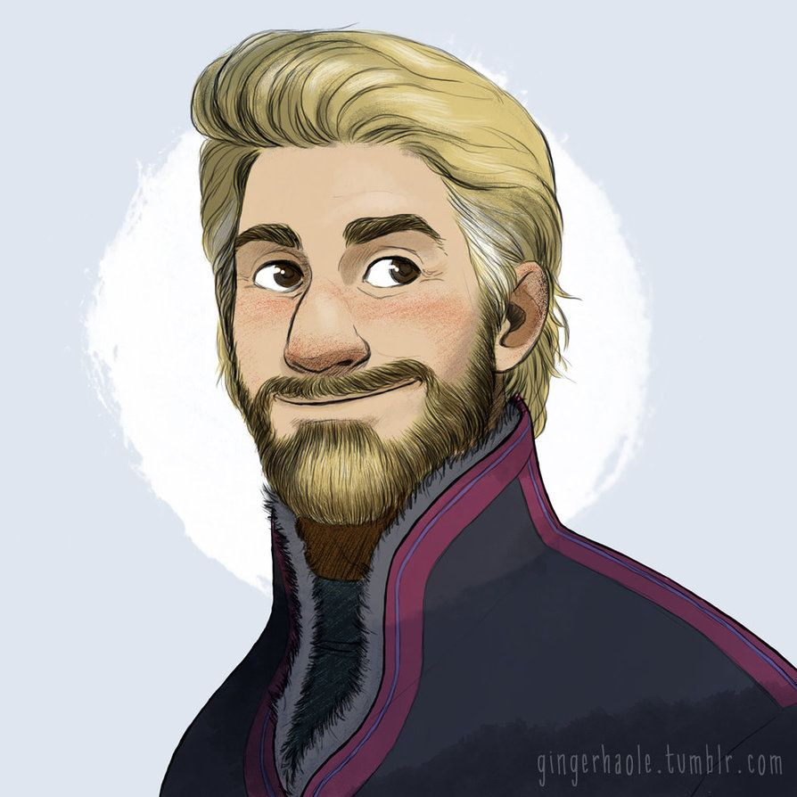 Kristoff 20 years later