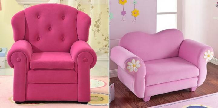 Sillones para dormitorios de niñas | Lizzie | Pinterest | Kids ...