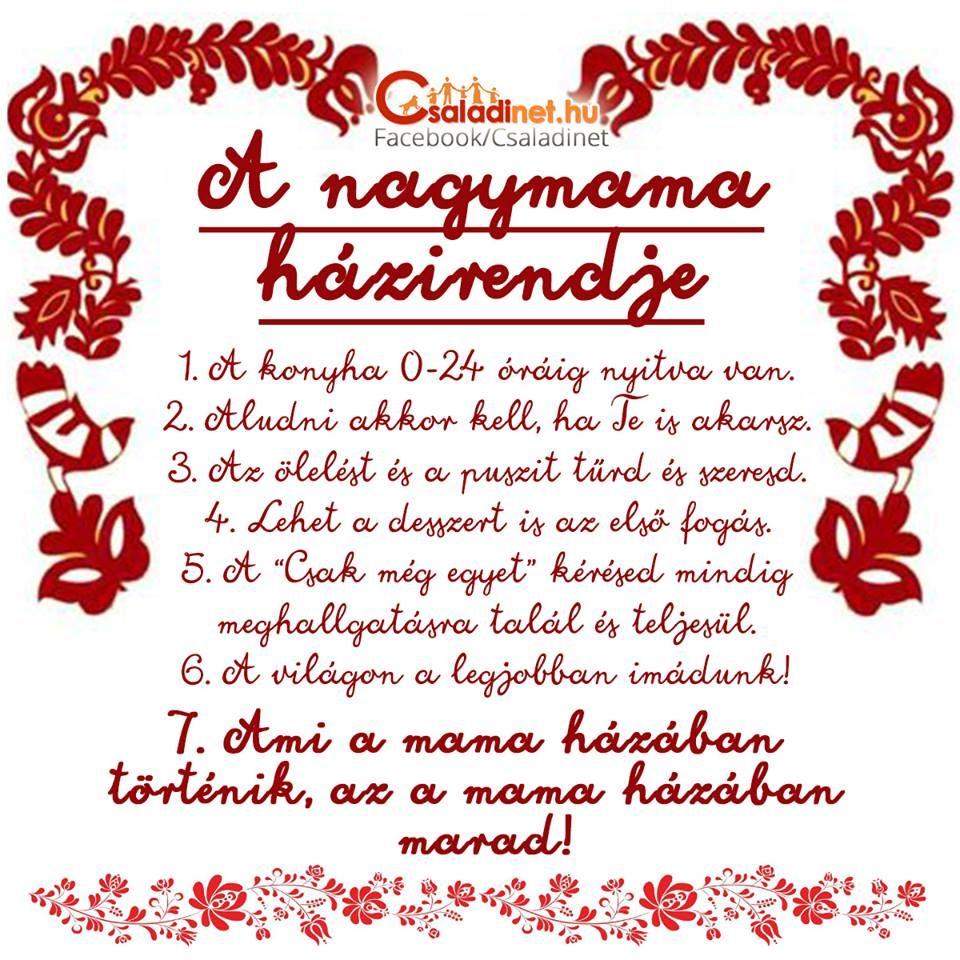 nagymama idézetek anyák napjára A nagymama házirendje | Ötletek anyák napjára, Nagyszülők napja