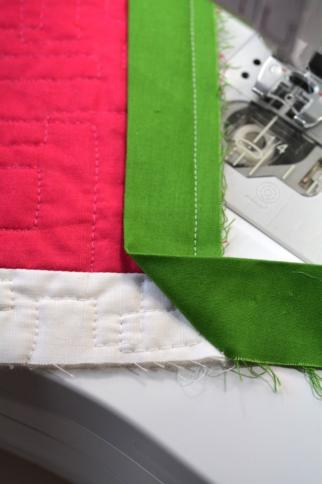 How to Sew Sharper Corners on Your Quilt Bindings   Quilt binding ... : mitered quilt binding - Adamdwight.com
