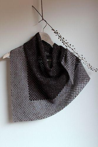 luminen\'s minimalist granny | crochet | Pinterest