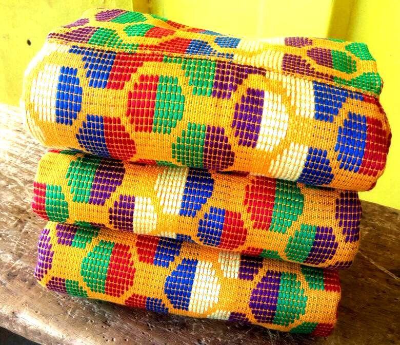 4,6 and 12 yards Ghana Kente,original kente fabric traditional kente,handwoven kente,Beautiful kente,traditional wedding African fabric