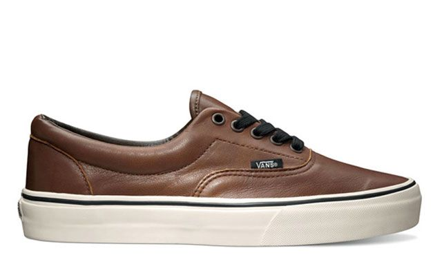 e1d3ee2a98 Vans Classics Aged Leather Pack - Era Brown