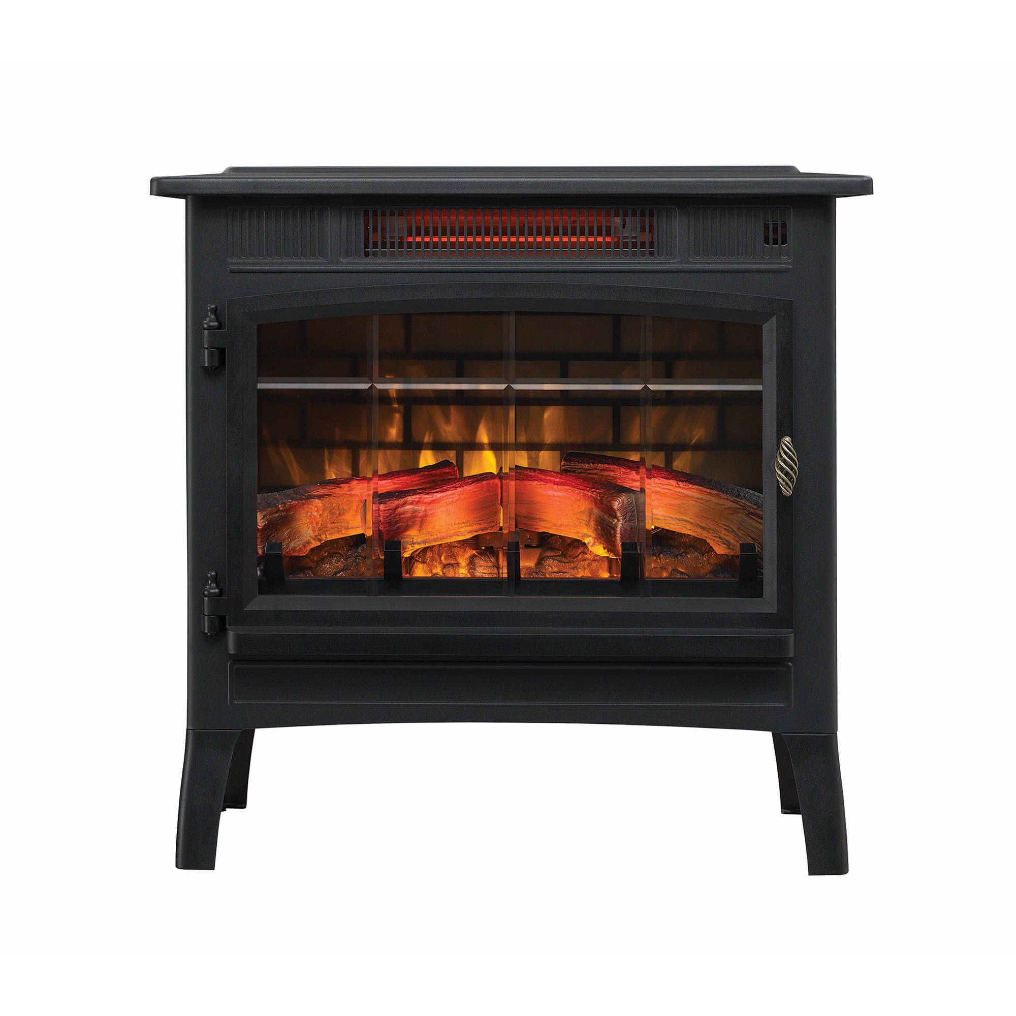 Duraflame 5 200 Btu Infrared Quartz Stove With 3d Flame Effect