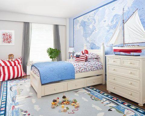 cuartos infantiles con estilo marinero - Buscar con Google ...