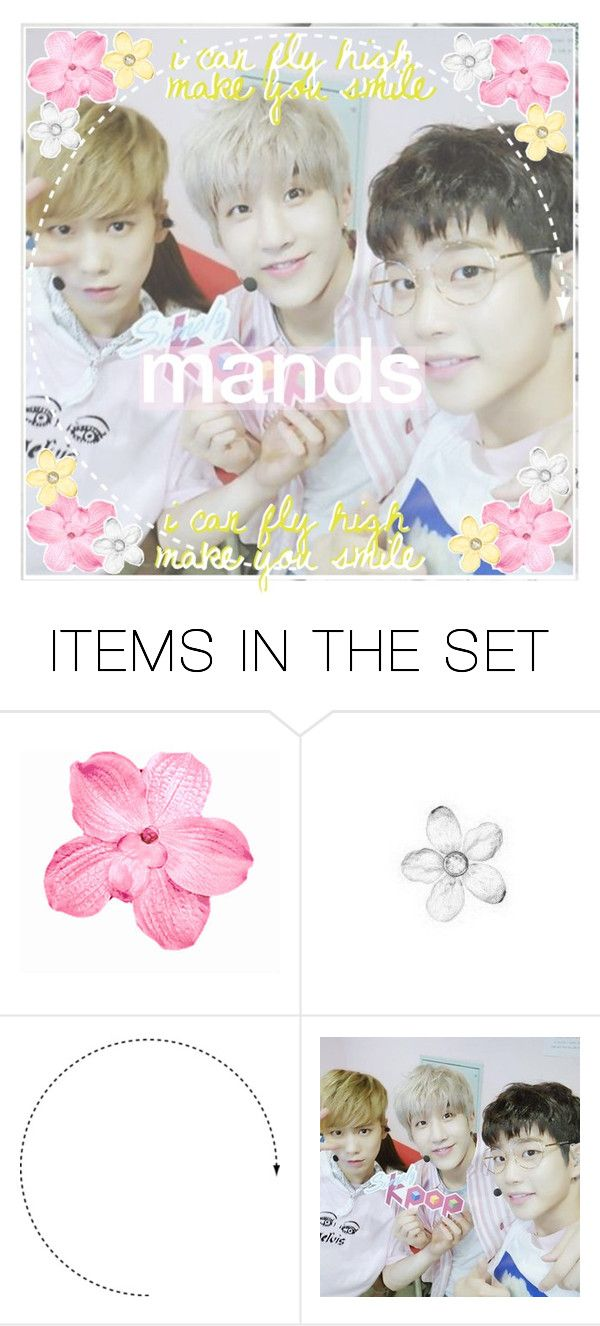 """[ REQUESTED ] JinJin, MJ, & Rocky Icon"" by josi-heart ❤ liked on Polyvore featuring art"