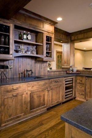 Decoración de Cocinas Rusticas Yuli Pinterest Kitchens, House