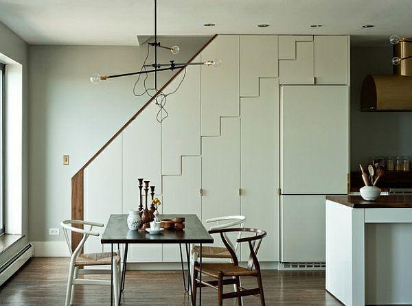 50 Einrichtungsideen für kleine Esszimmer - esszimmer esstisch - 50 ideen esszimmer design