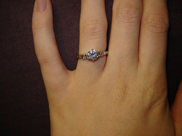 My engagement ring! Engaged 12-18-06     Buying that important ring online engagement rings, find your perfect ring here.