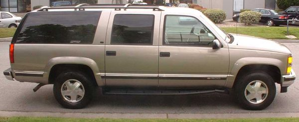 Special Offers Available Click Image Above Chevy Suburban