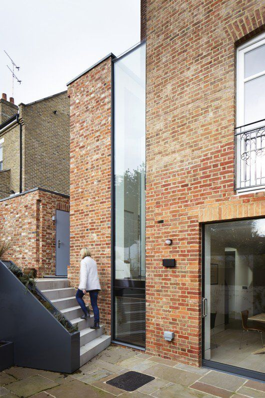 The Lantern Fraher Architects Brick House Designs