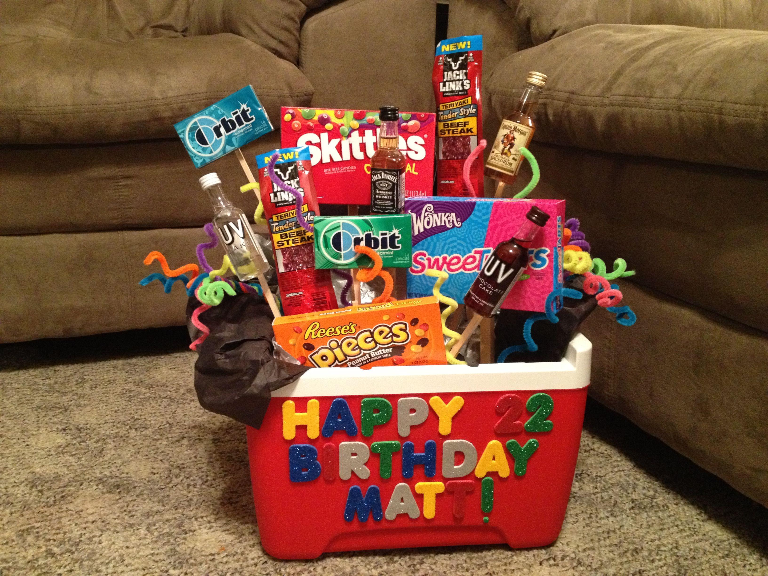 21st Birthday Gift Ideas Boyfriend Eskayalitim