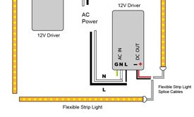 Led Wiring Diagrams For 12v Led Lighting Elemental Led Academy Part 2 Led Commercial Lighting Led Lighting Solutions Led