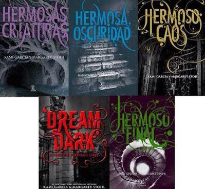 Saga hermosas criaturas | Sagas de libros juveniles, Libros sagas, Libros  para leer juveniles