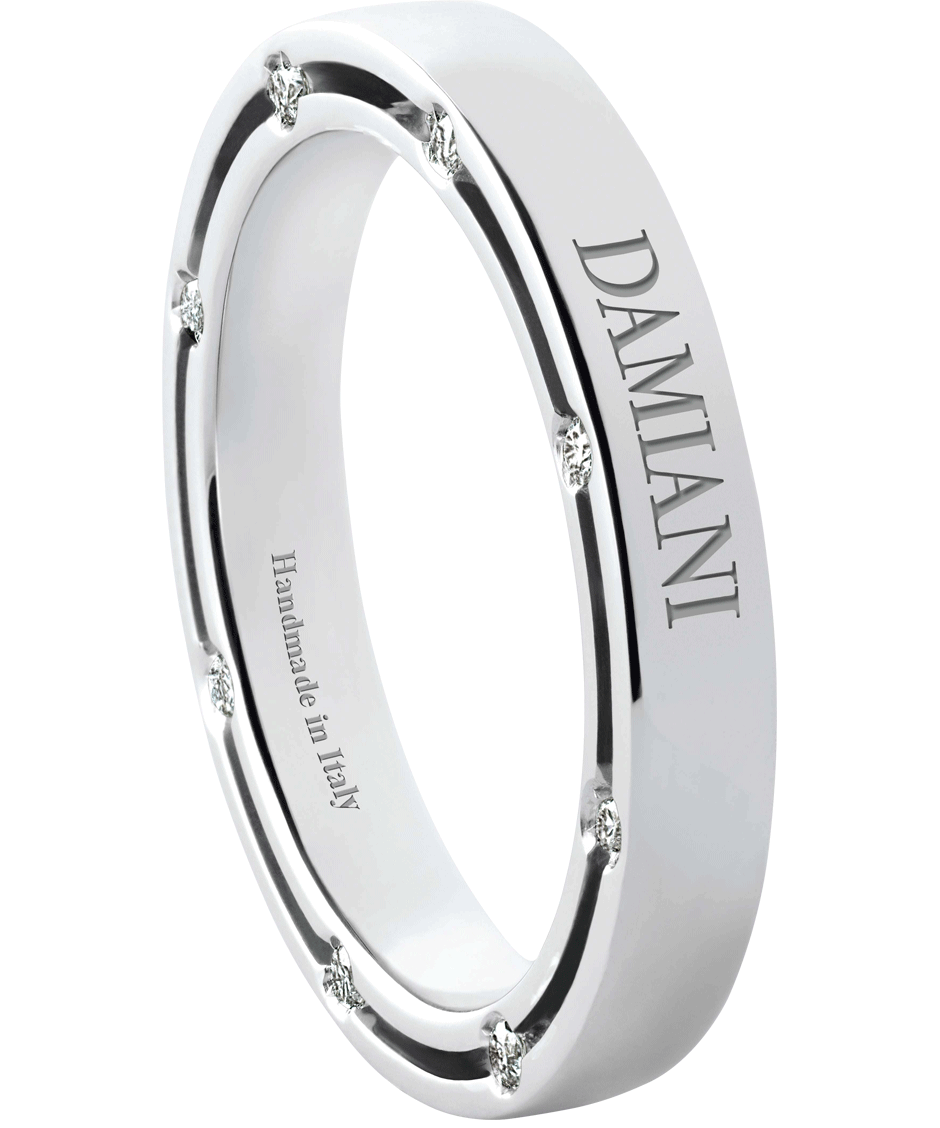 Wedding Bands By Damiani Jewelers Hmmm How Much More Perfect Can U Get I Hope To Rock This At My