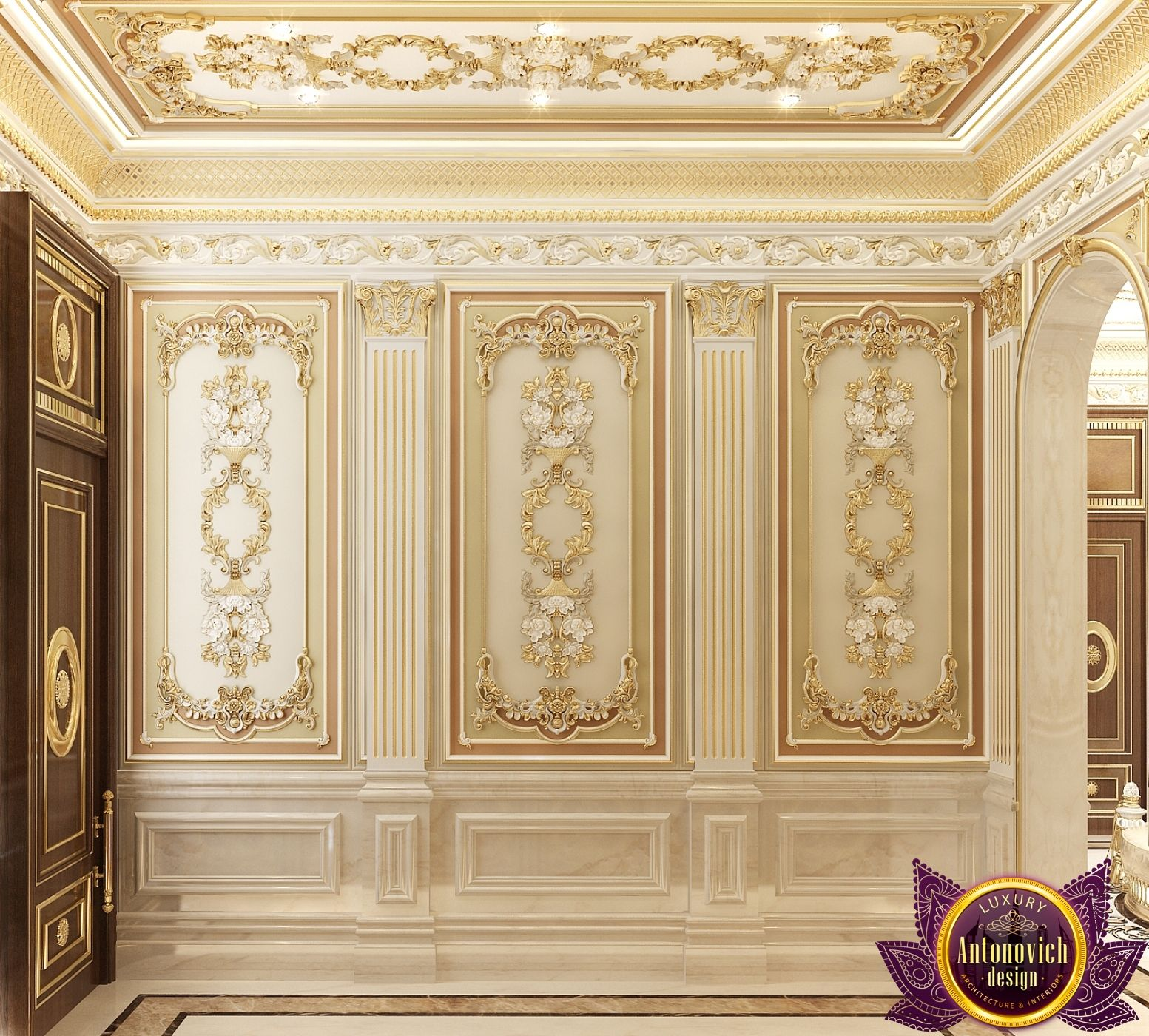 Classical Hall Design Ceiling Design Elegant Interior Design Classic Interior Design