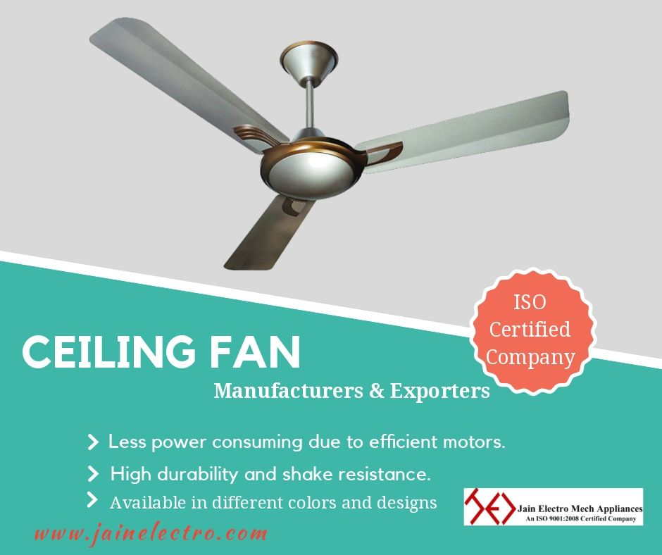 Ceiling Fan Manufacturers Exporters In India Ceiling Fan Design Ceiling Fan Ceiling