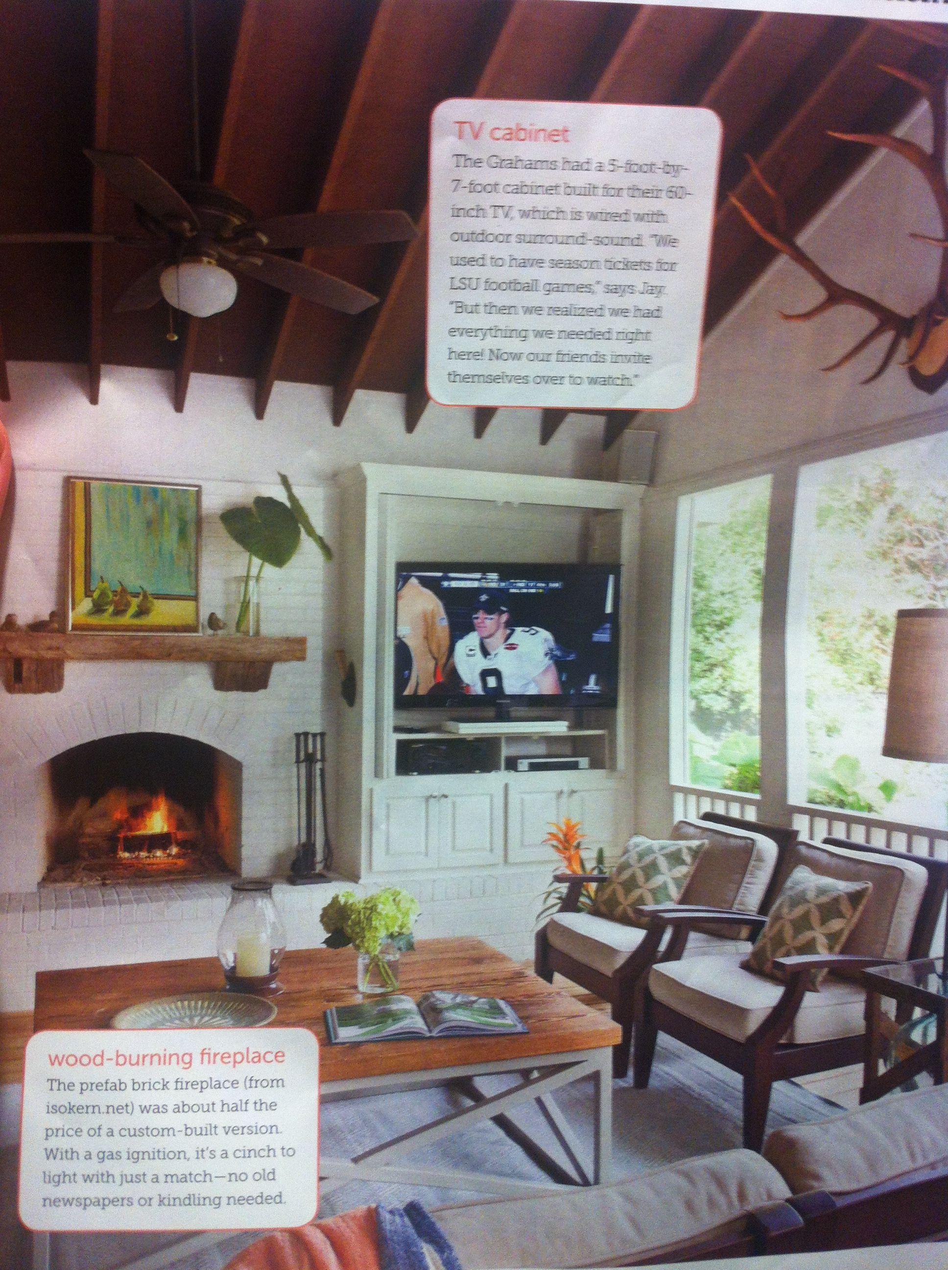Fireplace and entertainment center built ins house pinterest