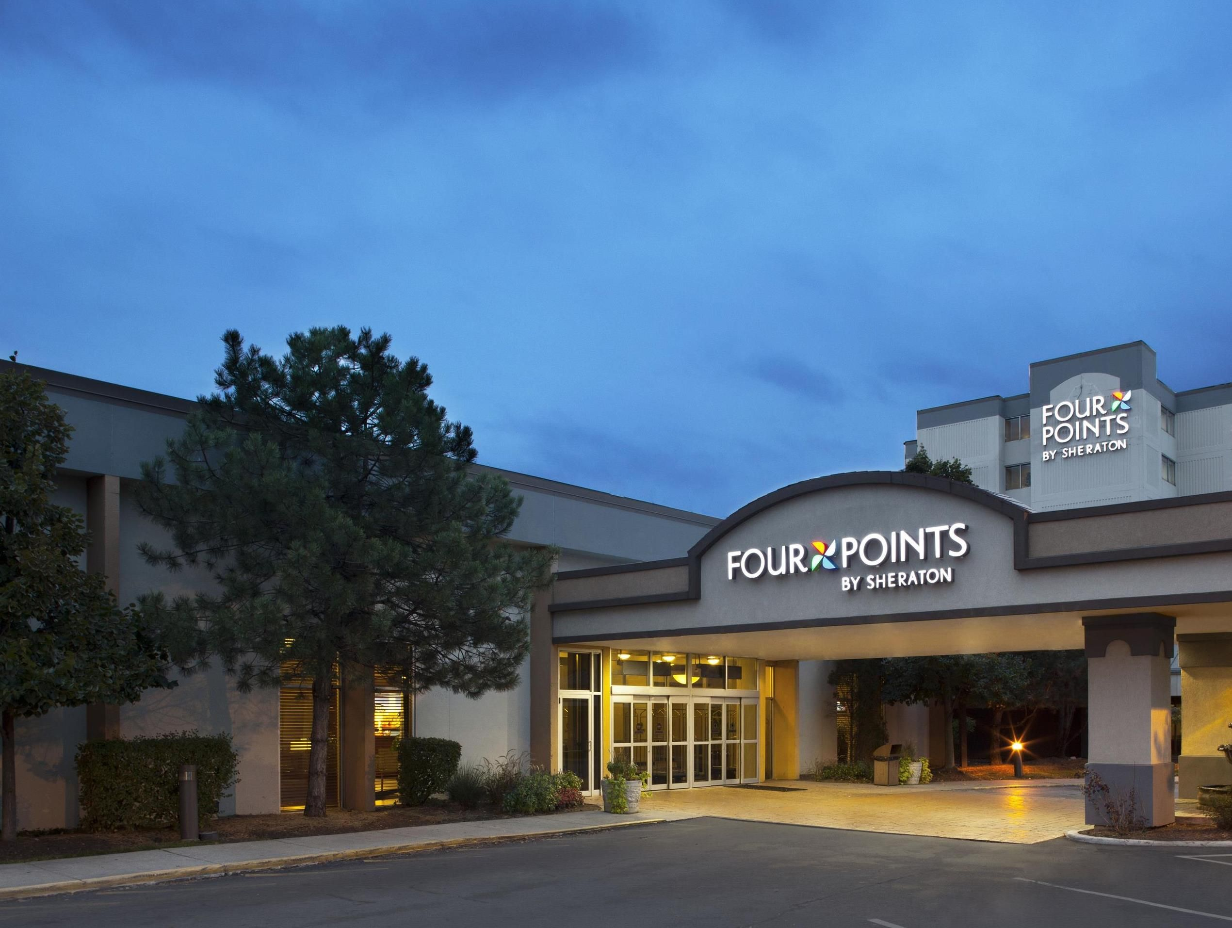 Chicago il four points by sheraton chicago ohare airport